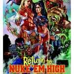 """Troma hits the jackpot in Atlantic City! """"Return to Nuke 'Em High Vol. 1"""" wins """"People's Choice Award"""" for Film of the Year at Bizarre AC!!"""