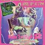 Lloyd Kaufman, Lisa Gaye, and Ethan Hurt to Appear for April 30th Forbidden Planet NYC Signing of  the Class of Nuke 'Em High 2 Blu-Ray and the Class of Nuke 'Em High LP!