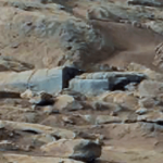 NASA Images Show Structures On The Surface of Mars?