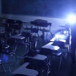 Haunted College Footage Found: Classroom 6